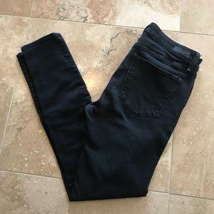 Abercrombie & Fitch Harper Super Skinny Black